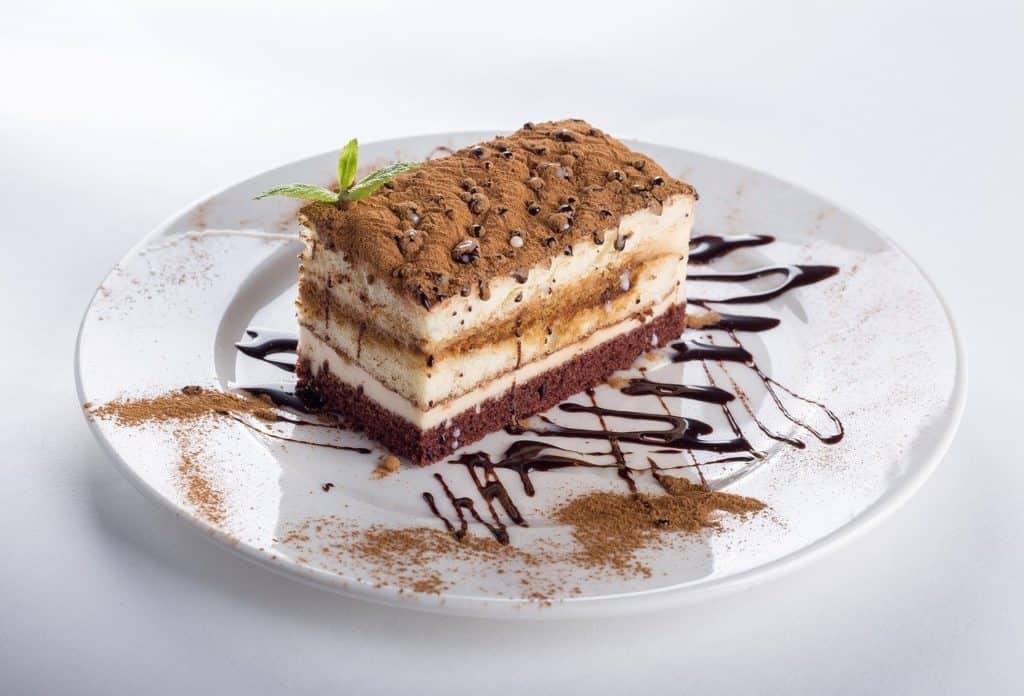 עוגה טעימה לקינוח